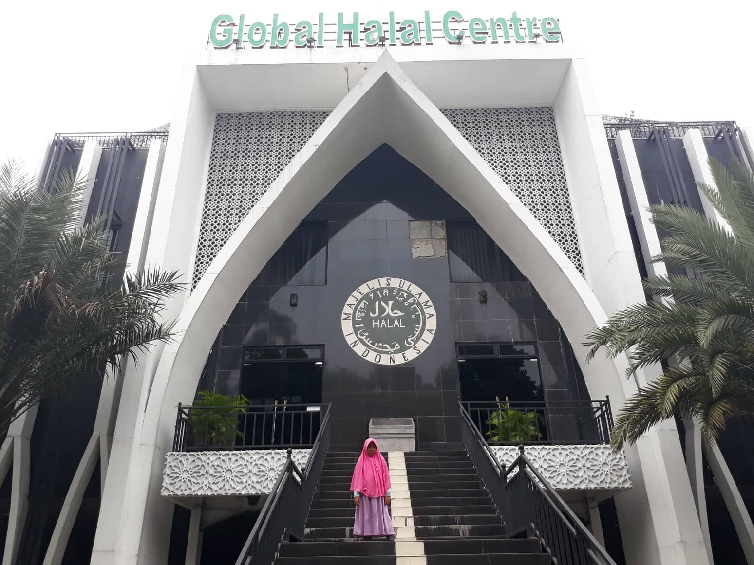 Kunjungan Belajar Syifa dan Kawan-kawan ke Global Halal Center