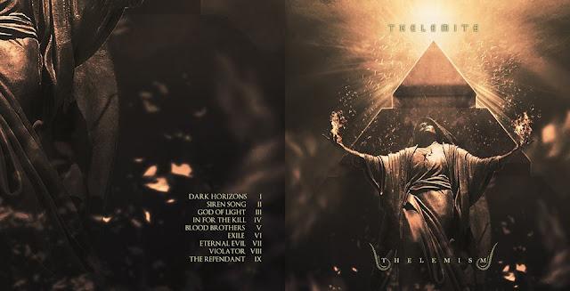 """Το lyric video του τραγουδιού των Thelemite """"Exile"""" από τον δίσκο """"Thelemism"""""""