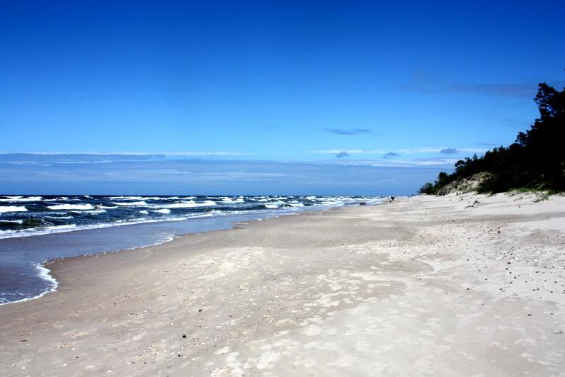 miejsca z klimatem nad morzem