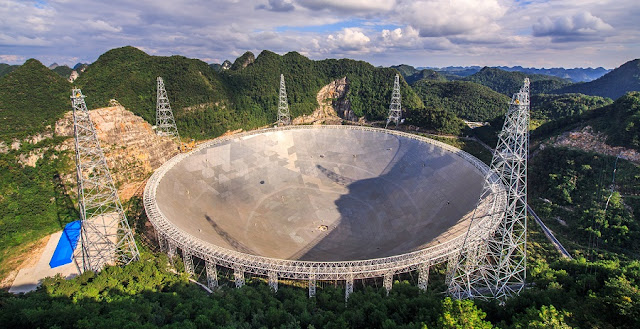 china s fast telescope identifies 43 pulsars