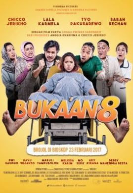 Download Bukaan 8 (2017) WEBDL Indonesia