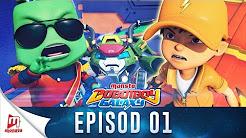 Boboiboy Galaxy Episode 1 - Boboiboy Kembali