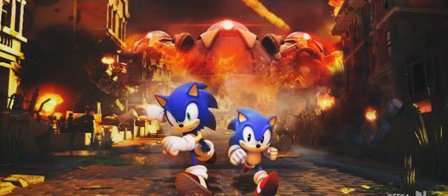 Sega-Sonic Forces-joc