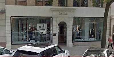 ΤΡΑΓΙΚΟ! Αγόρασε ένα φόρεμα απο κατάστημα Zara και δεν θα πιστέψετε τη βρήκε στο στρίφωμα 『ΦΩΤΟ』