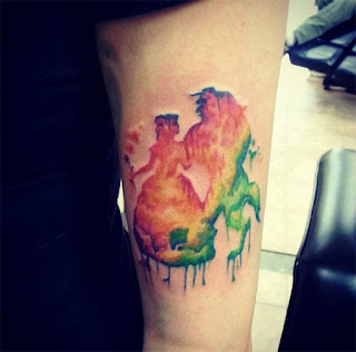 foto 6 de tattoos de princesas