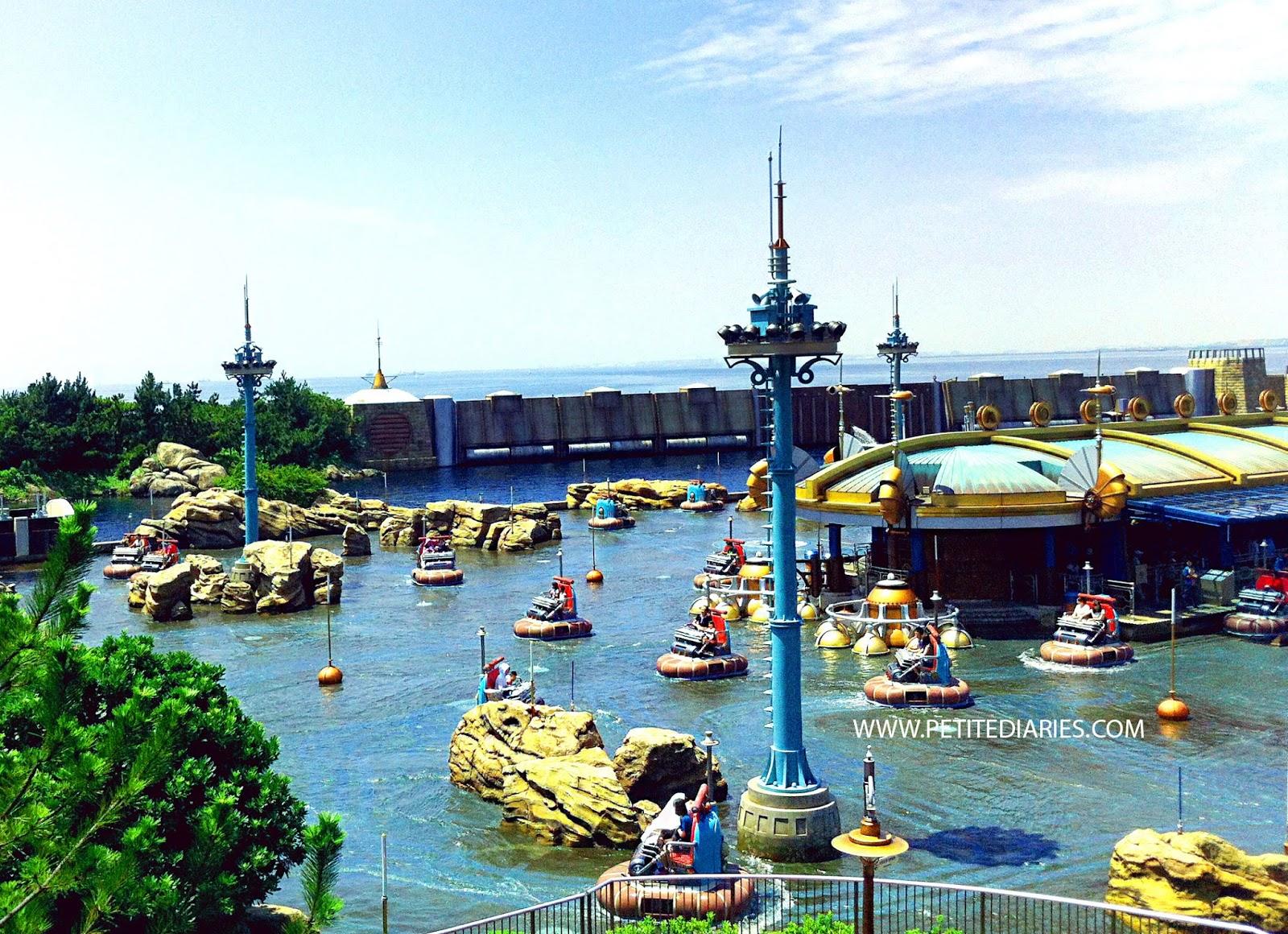 disneysea tokyo fun experience