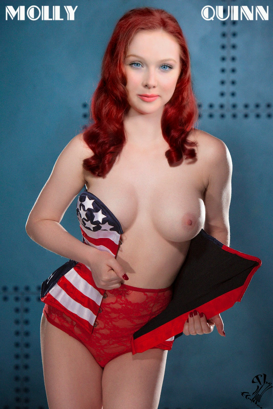 Seems excellent Molly quinn nude com with you