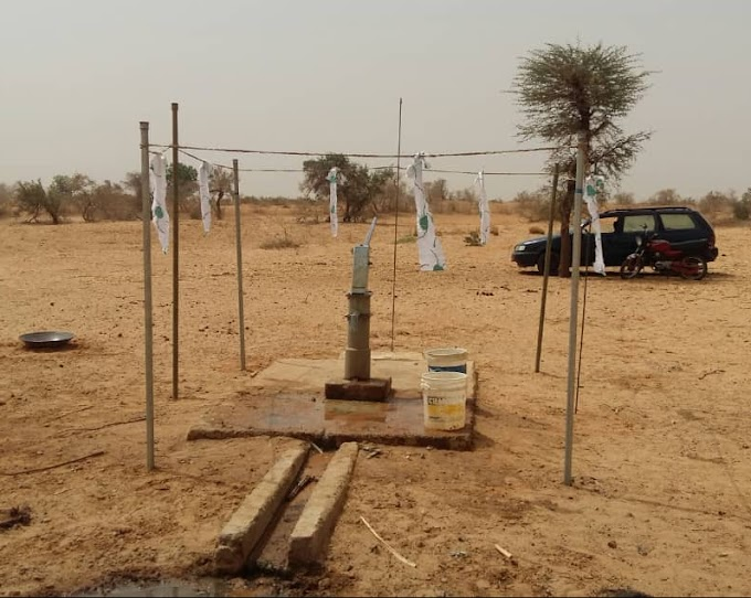 Watchman of 25 years rejects house gift from his boss, asks for borehole in his community