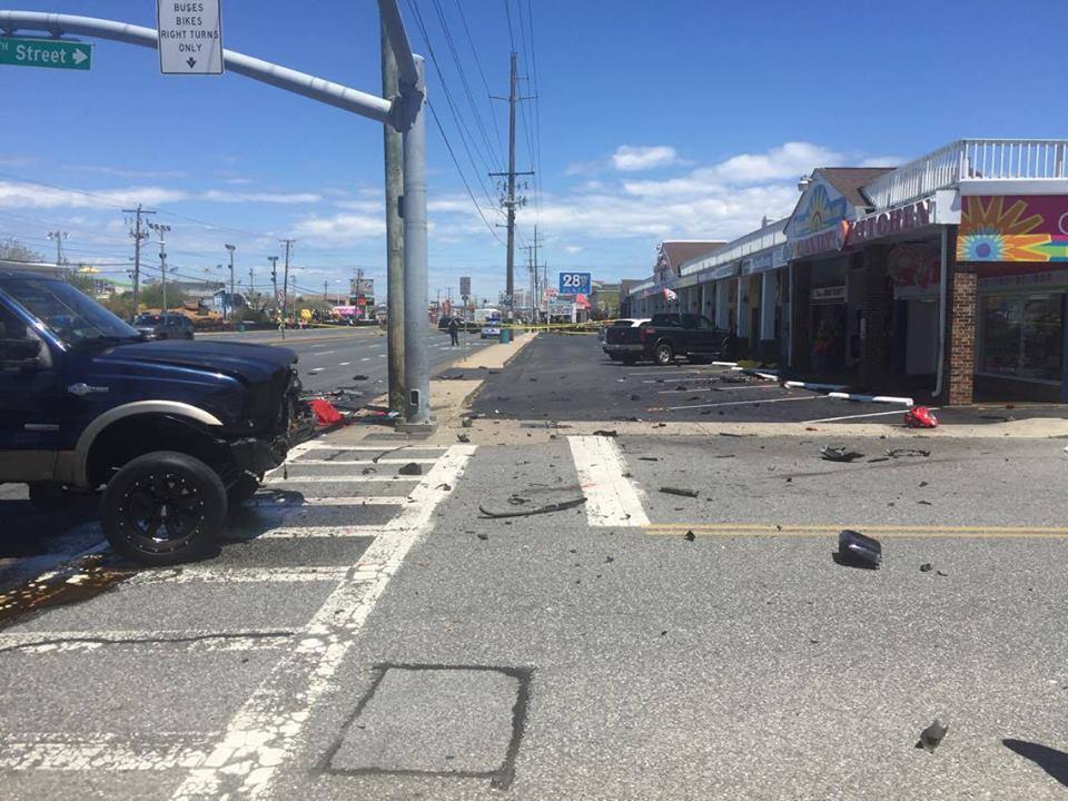 Salisbury News: BREAKING: Fatal Motorcycle Accident In Ocean City