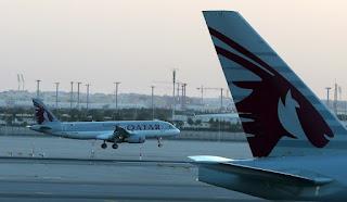 Crise du Golfe: l'embargo aérien limité aux compagnies du Qatar   dans - DROIT a3