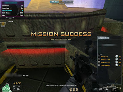 Crossfire Cheater PKL