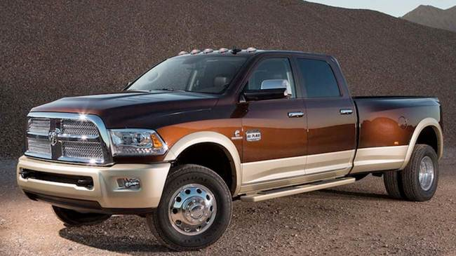 2016 Dodge Ram 3500 Sel Dually Price