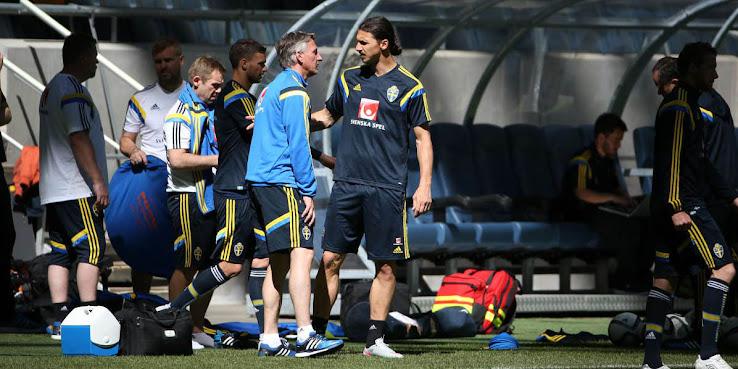 super popular c4bce cb9aa Zlatan Ibrahimovic To Return To Nike? - Footy Headlines