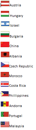More Countries, More Flags