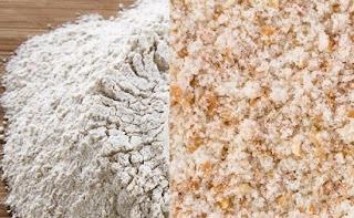 Tepung terigu dan tepung gandum