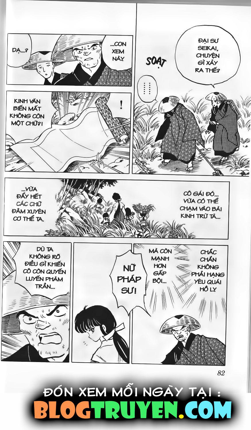 Inuyasha vol 08.5 trang 7
