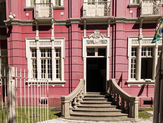 Museu de Arte Contemporânea do Paraná