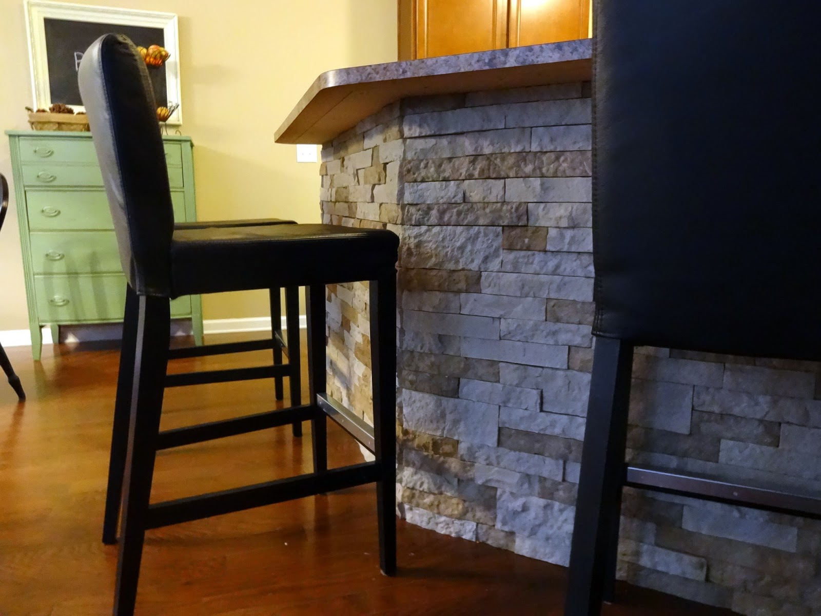 Airstone Lowes Our Life...: Airstone Bar Diy Upgrade