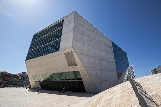 Casa da Música de Porto