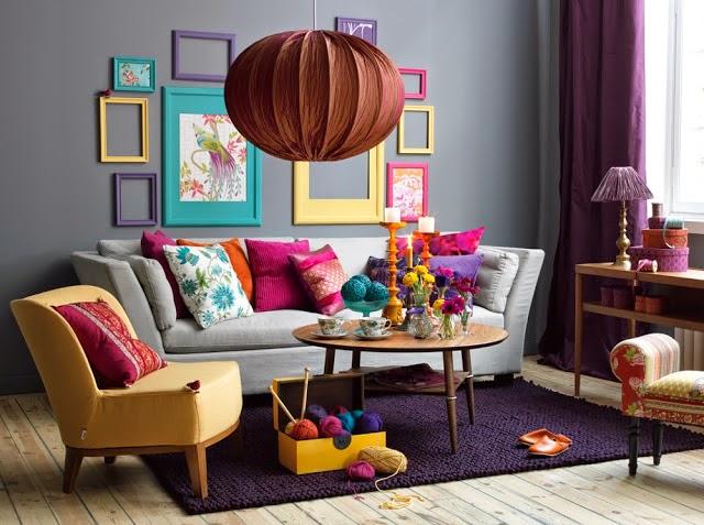 Pour une décoration tendance, oser la couleur