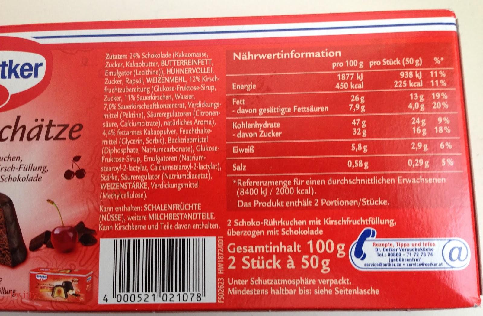 I Test For You Neu Im Regal Kuchenschatze Von Dr Oetker