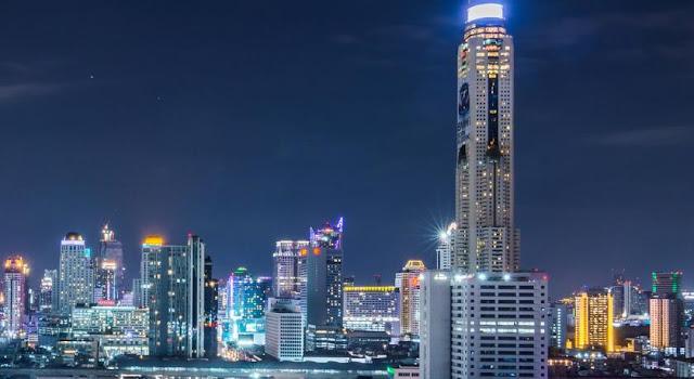 tòa nhà 86 tầng baiyoke sky