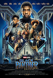 Black Panther (2018) : Dual Audio English & Hindi : BluRay-RIP 1080p 720p 480p : Subtitle – English