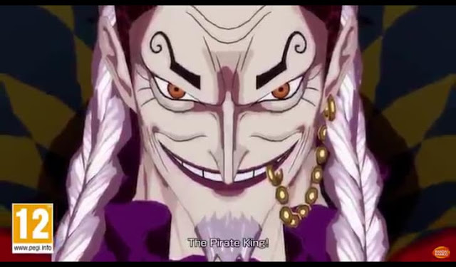 One Piece: Ultimate World Red Screenshot-4