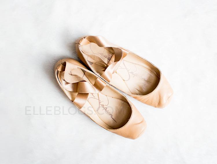 Review: Jessica Simpson Mandalaye Ballet Flats