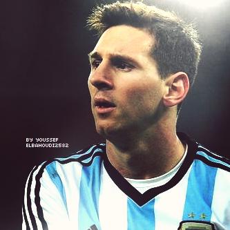 رمزيات ميسي مع الأرجنتين