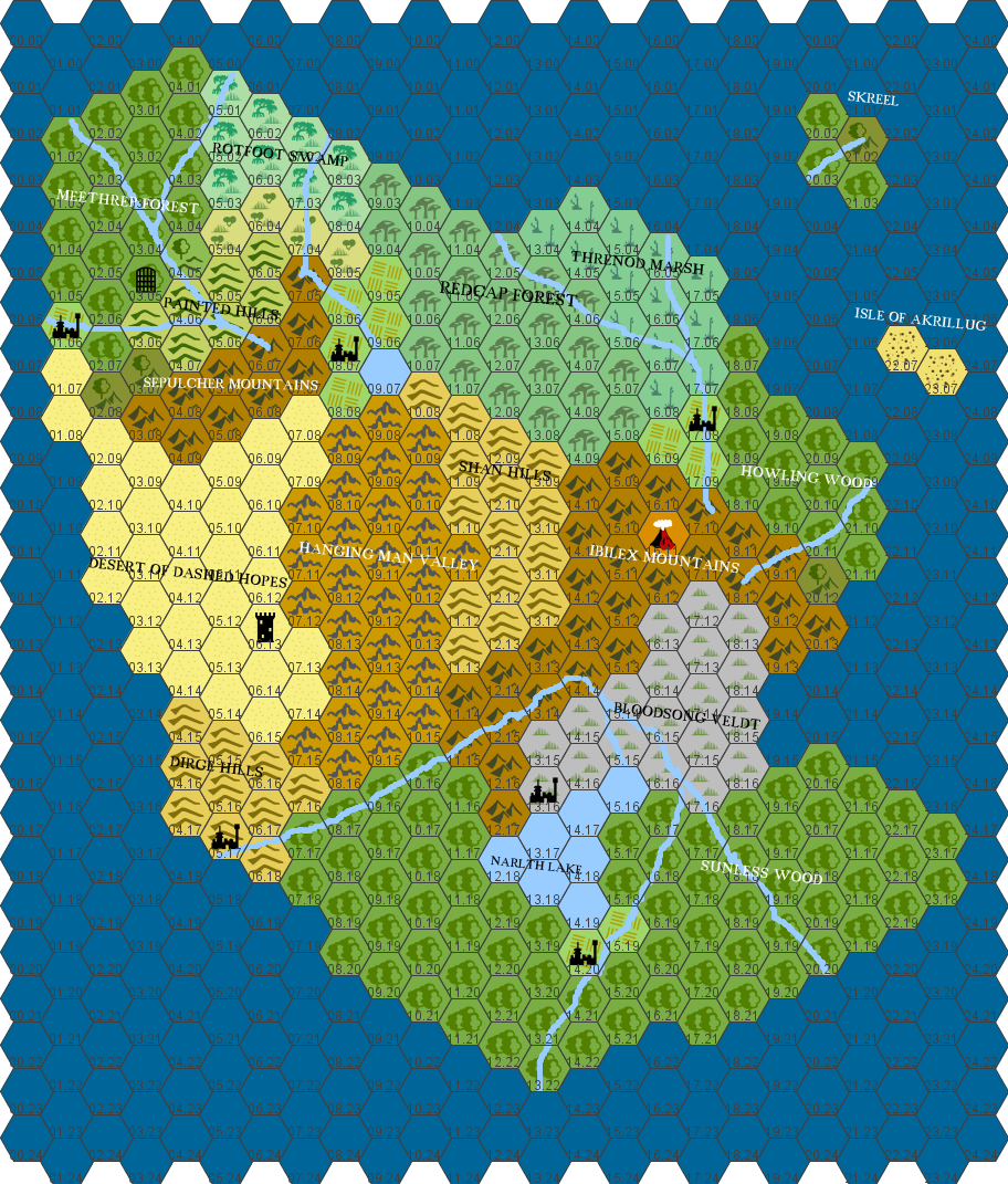 Lair of the Manscorpion: Xish 2.0