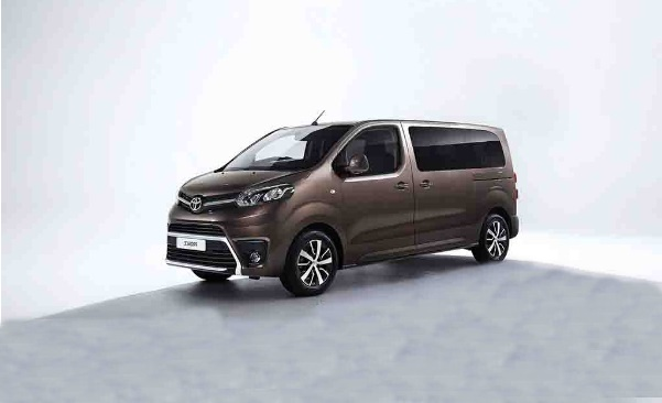 Toyota Hiace 2017 Model | Auto Toyota Review