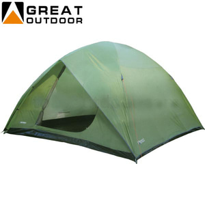 Kapasitas 8-9 Orang : Tenda Great Outdoor (Big Dome) Image