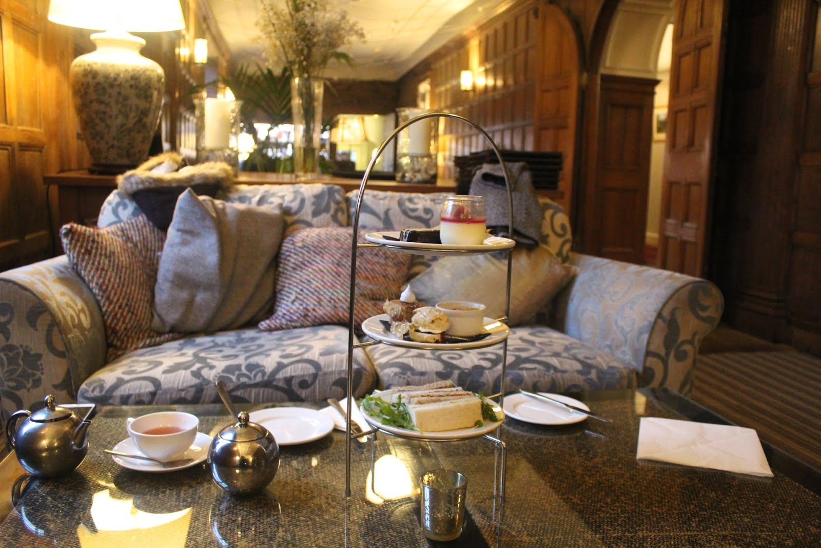 afternoon tea york