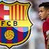 Liverpool accept bid from Barcelona for Phillipe Coutinho