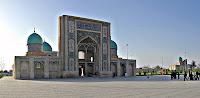 Özbekistan Taşkent Barak Han Medresesi