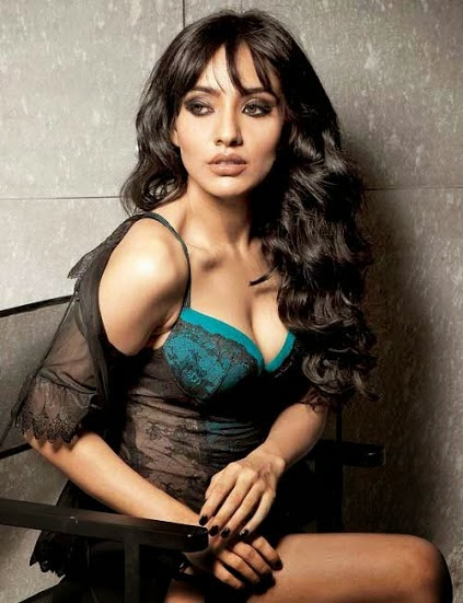 Neha-Sharma-FHM-Magazine