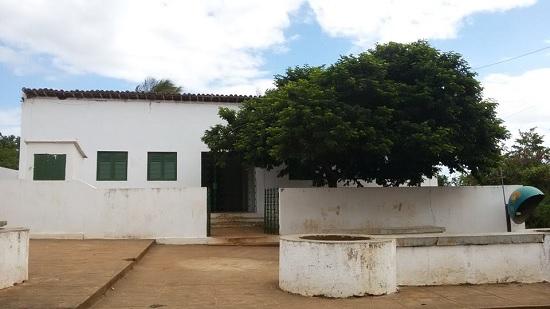 Minha primeira escola - Escola Municipal Emídio Joaquim Alves