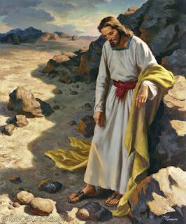 Tuhan Yesus Puasa