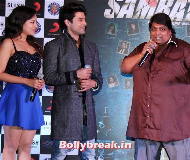 , Madalasa Sharma sizzles at Samrat and Co Music Launch