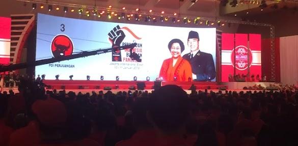 Megawati: Semoga Prabowo Dengar Ucapan Saya