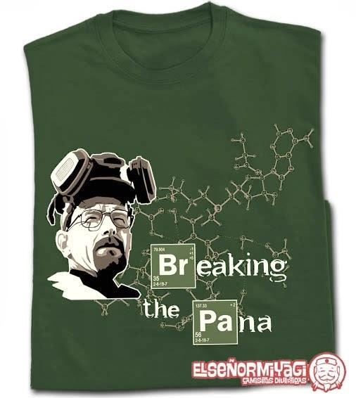 http://www.miyagi.es/camisetas-de-chico/camisetas-de-series-de-television/Camiseta-breaking-the-pana