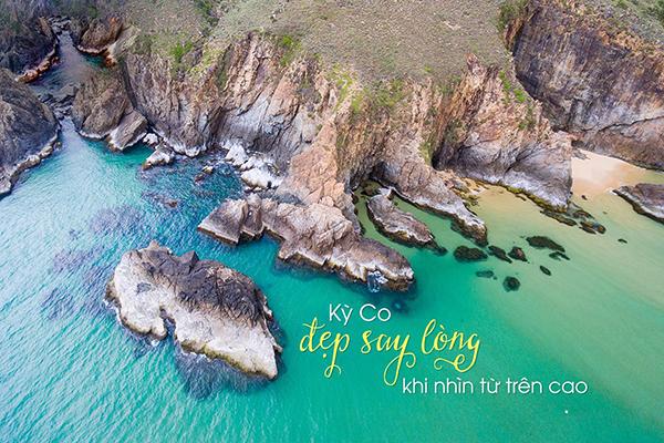 Kỳ Co Quy Nhơn - Thiên đường biển đảo đẹp quên lối về
