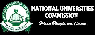58 Universities In Nigeria- NUC BLACK