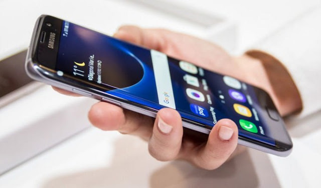 Spesifikasi dan Harga Samsung Galaxy S7 Edge