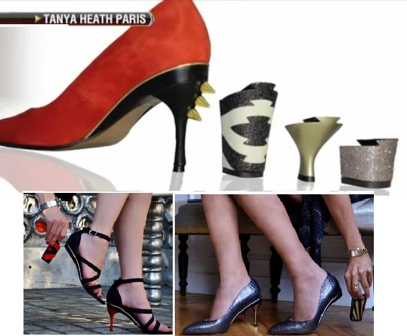 Tacones FemeninaZapatos Moda De Mujer Convertibles Ropa mOv08wNn