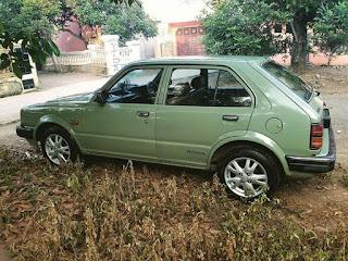 LAPAK MOBIL JADOEL : Honda Civic 83 Tua-Tua Keladi - BEKASI