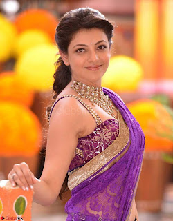 Kajal Aggarwal Pics from movie Khiladi no 150 (13).jpg