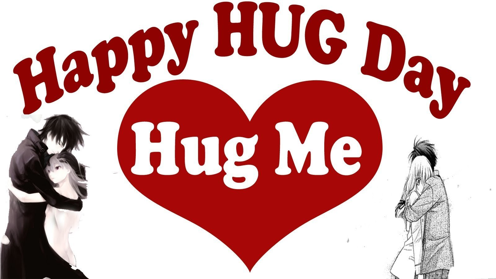 Happy Hug Day Images Wishes Status Greetings Facebook Sms