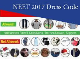 neet conduct code